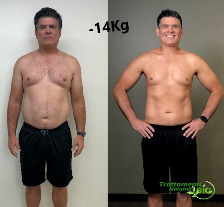 Prima e dopo Federico