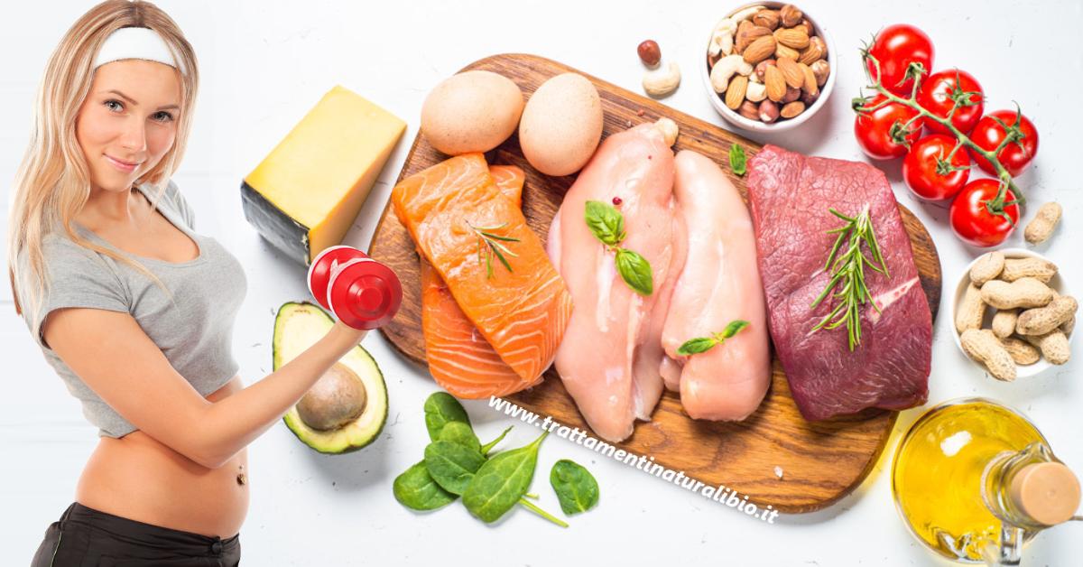 Dieta Chetogenica: esempio di menù e alimenti concessi