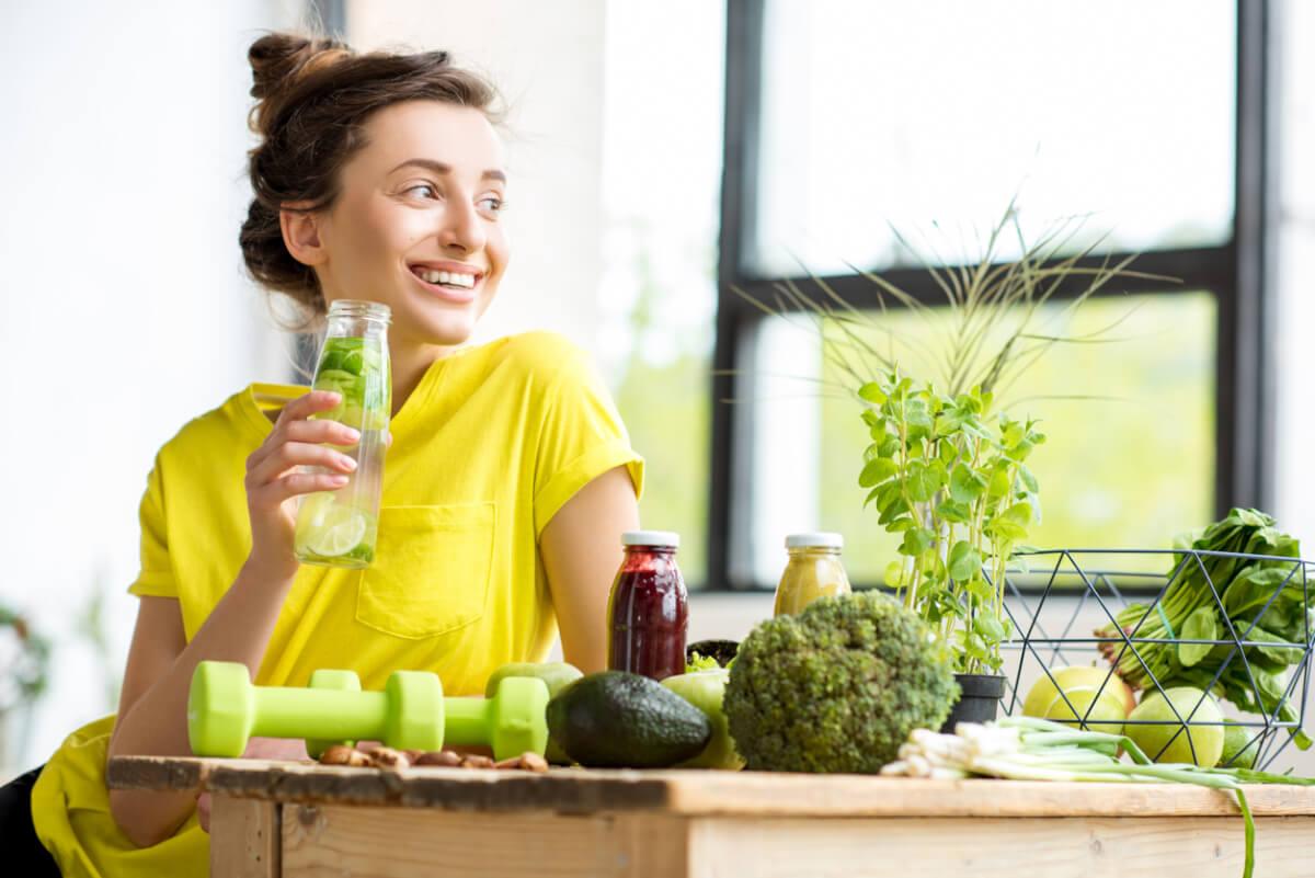 In forma senza dieta con 10 buone abitudini