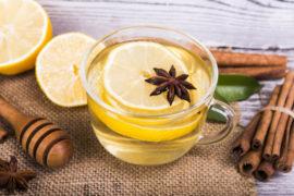 Cannella limone e miele: la bevanda depurativa