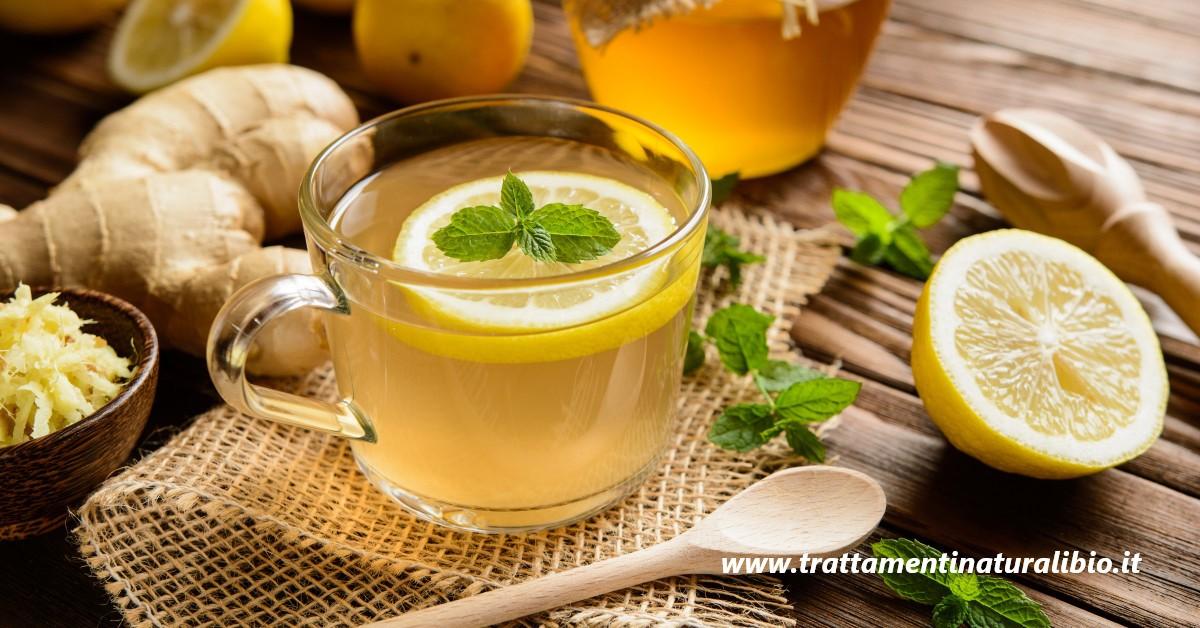 3 bevande fai da te per disintossicare il corpo, depurare il fegato e bruciare grasso