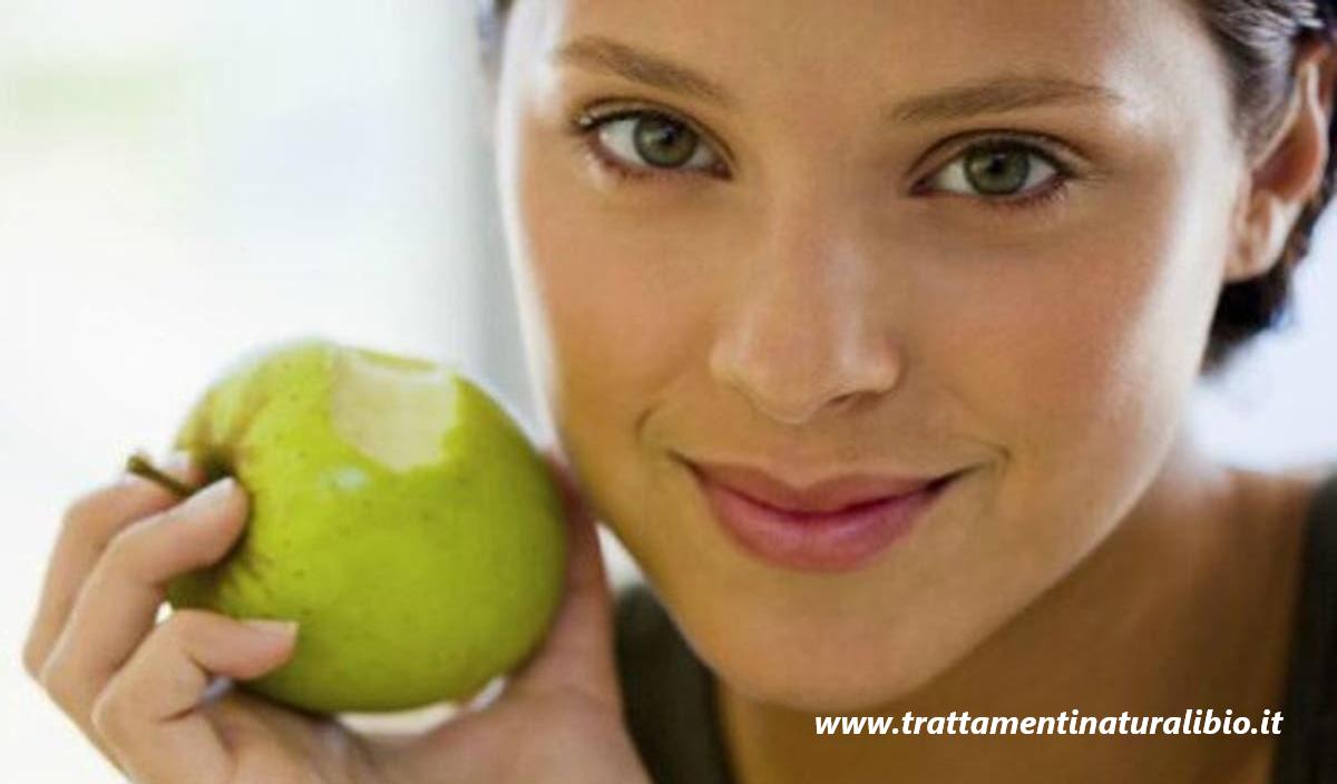 Dieta della mela per perdere 5 chili in 5 giorni e disintossicare completamente l'organismo