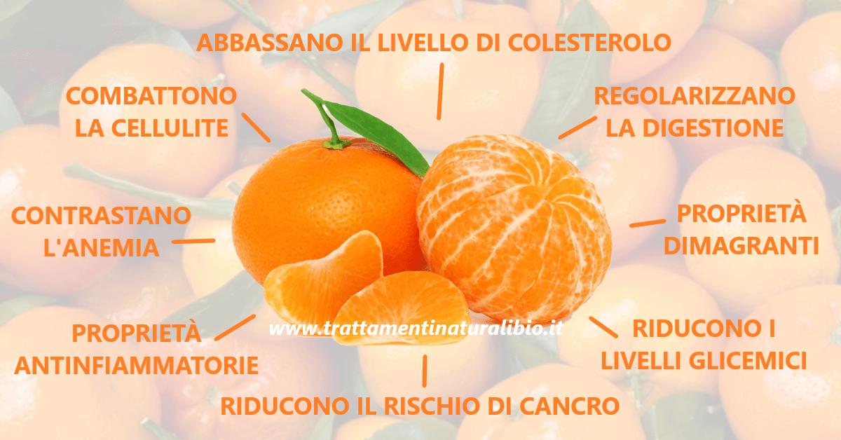 Clementine: basta mangiarne 2 al giorno per ottenere tantissimi benefici
