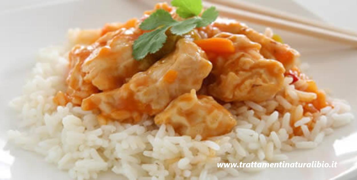 Come funziona la dieta del riso e pollo per perdere 3 chili in 6 giorni