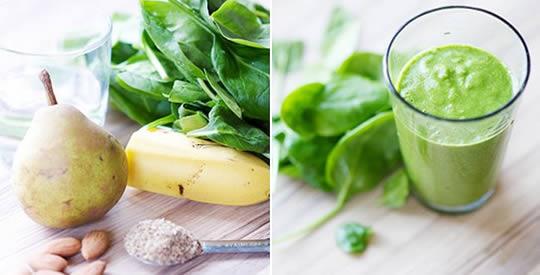 Come preparare il frullato verde che fa perdere 3 chili a settimana