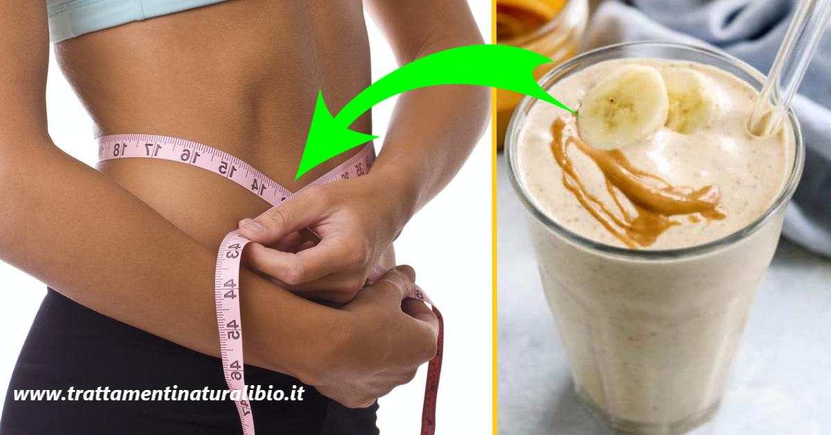 Frullato di yogurt, soia e miele per perdere fino a 3 chili a settimana