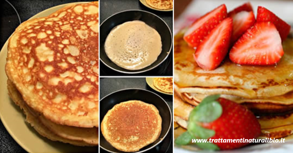 Pancake di avena senza farina: gustosi, sani e adatti alla dieta