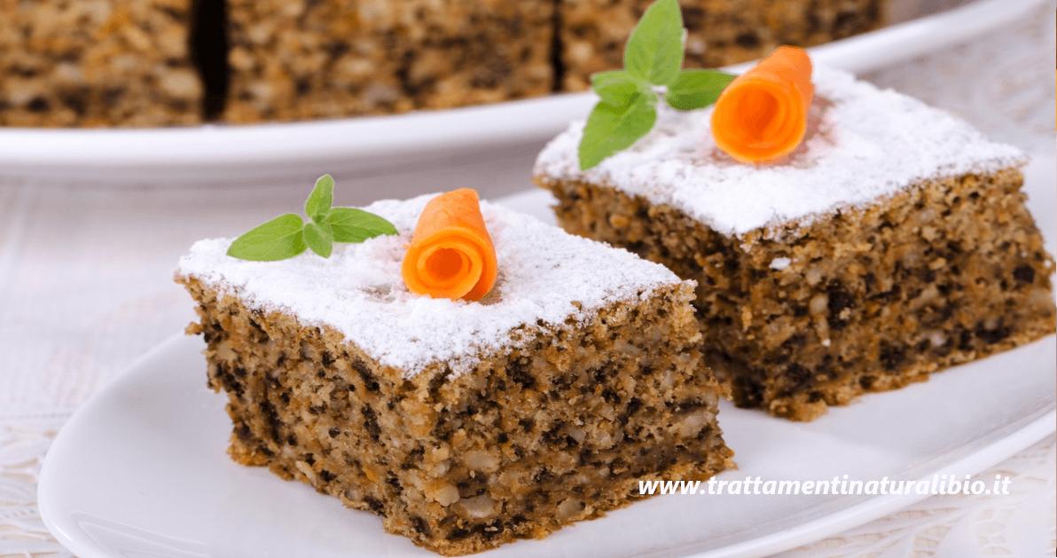 Torta di zucca e noci: il dolce autunnale facile da preparare, gustoso e adatto alla dieta