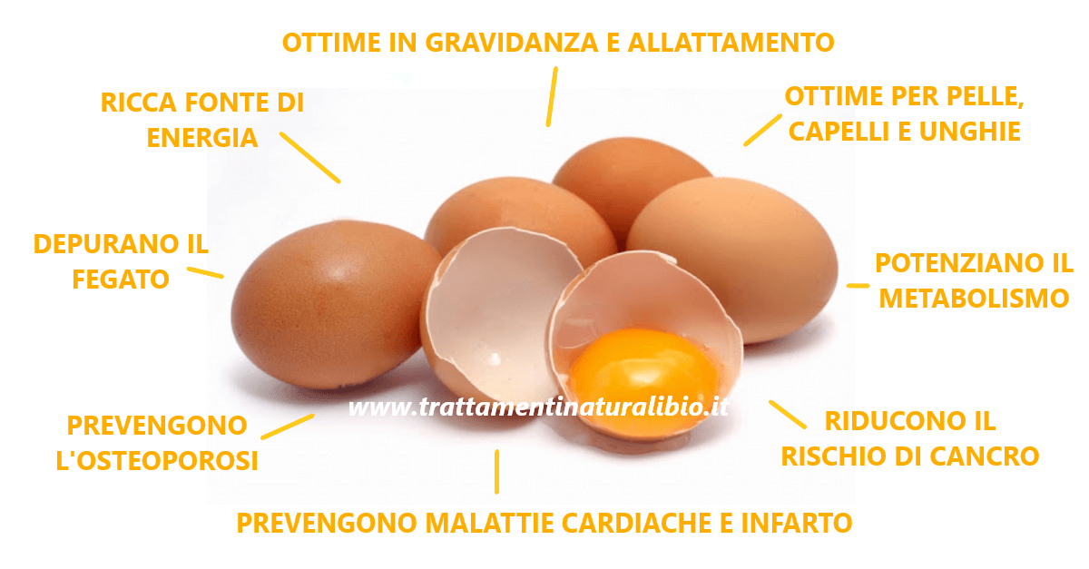 13 benefici delle uova che sicuramente non conosci, ecco perché è importante mangiarle