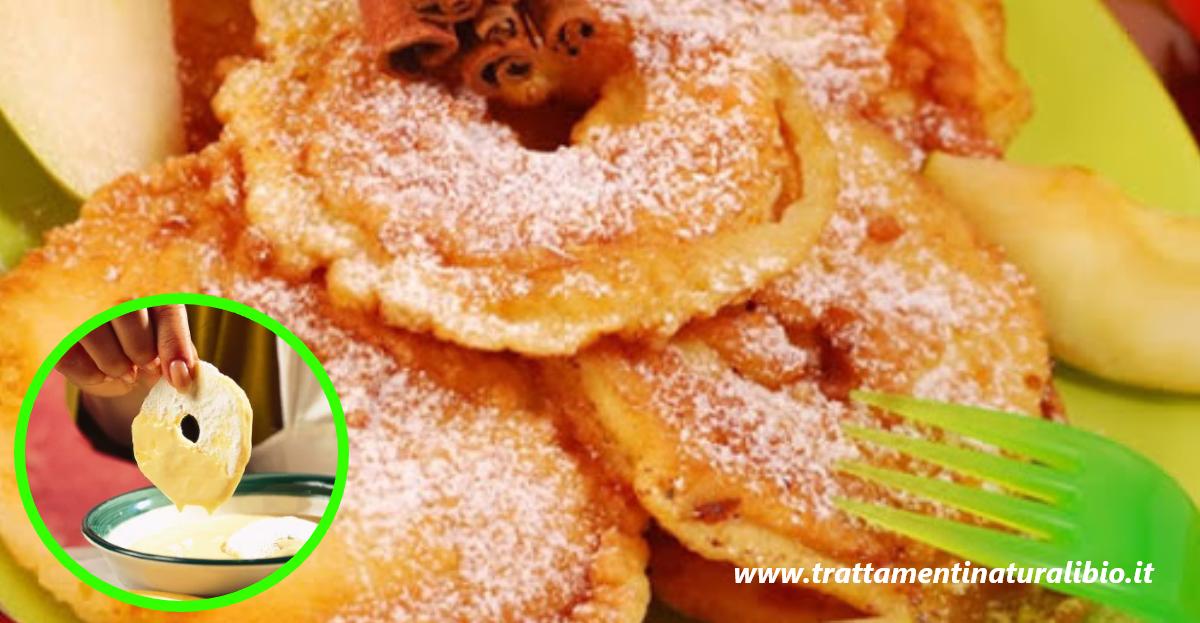 Frittelle di mele al forno: gustose e povere di calorie, adatte alla dieta
