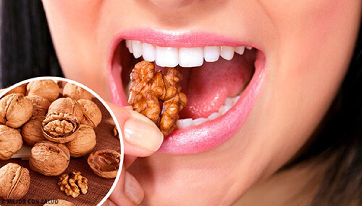 Mangia 7 noci al giorno per un mese e guarda come cambia il tuo organismo