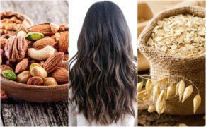 5 cibi che bloccano la caduta dei capelli e ne accelerano la ricrescita in pochissimi giorni