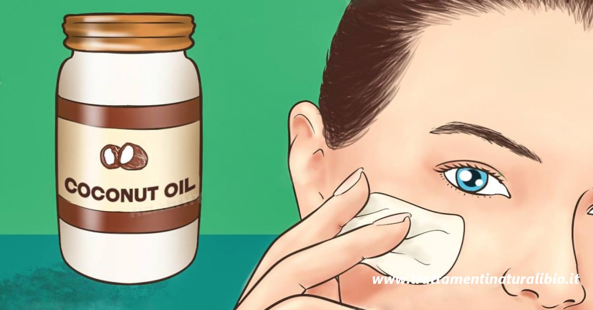 L'olio di cocco può farti sembrare di 10 anni più giovane: applicalo così