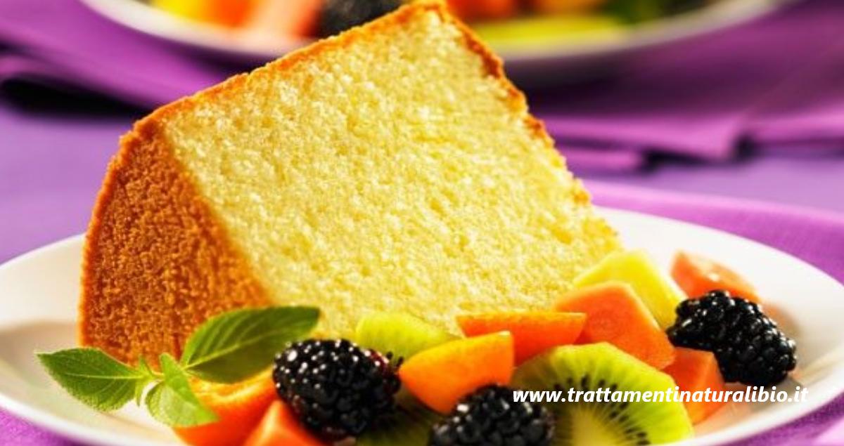 Torta super-light: gustosa e leggerissima, senza latte, senza uova e senza burro