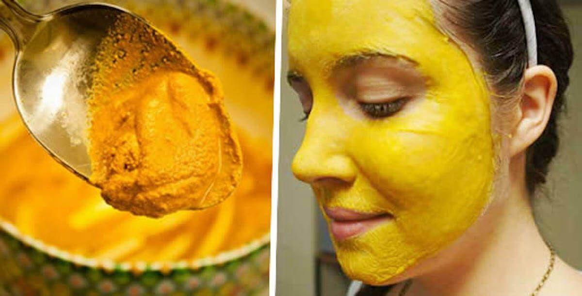 Rughe, macchie della pelle e acne ecco come eliminarle in pochi giorni con la curcuma