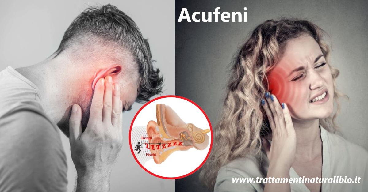 Acufeni: Ecco come sbarazzarsene per sempre e in modo naturale