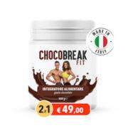 Chocobreak Fit integratore dimagrante: Funziona? Opinioni, recensioni e prezzo