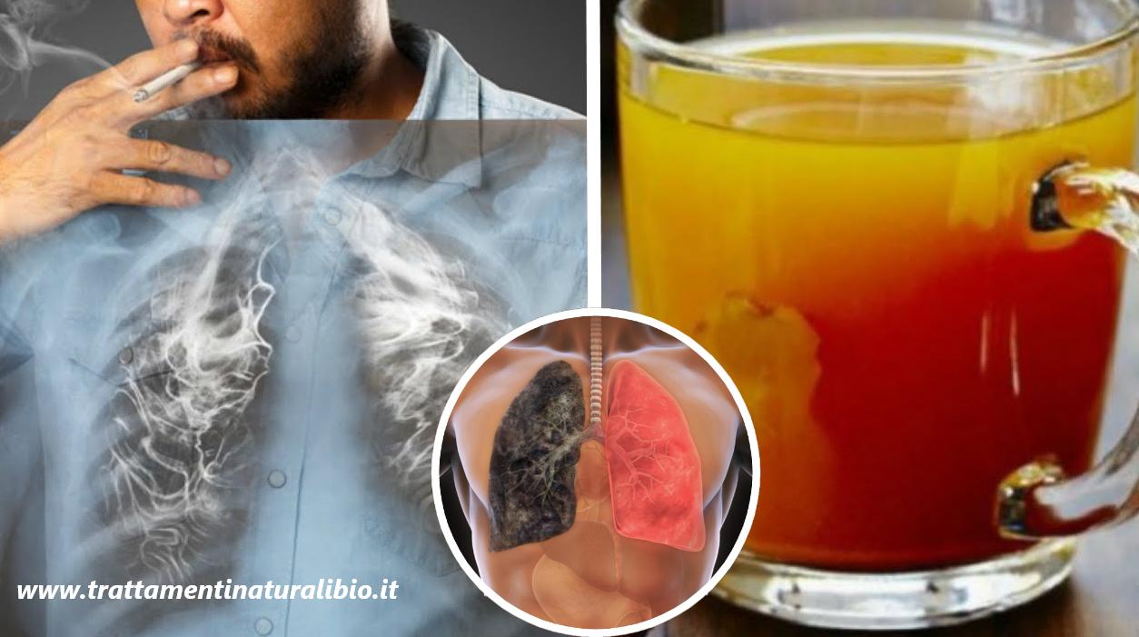 Come depurare i polmoni con zenzero e curcuma