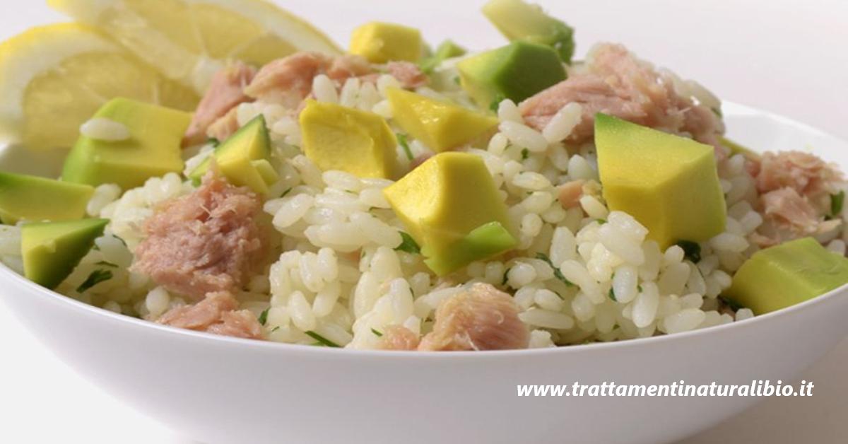 La Dieta del riso e tonno per perdere 2 chili in 6 giorni