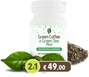 GreenCoffee e GreenTea Plus per dimagrire: Funziona