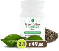 GreenCoffee e GreenTea Plus per dimagrire: Funziona