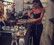 La dieta di Belen Rodriguez