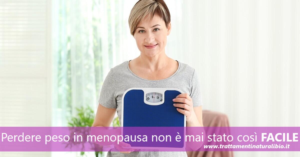 Perdere peso in Menopausa con questo Metodo Rivoluzionario