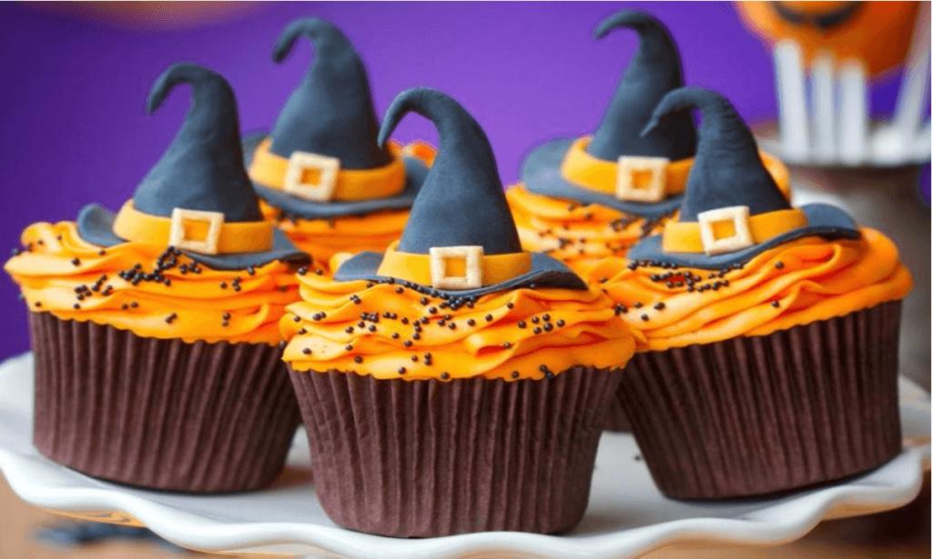Cupcakes di Halloween: i dolcetti che faranno felici i vostri piccoli