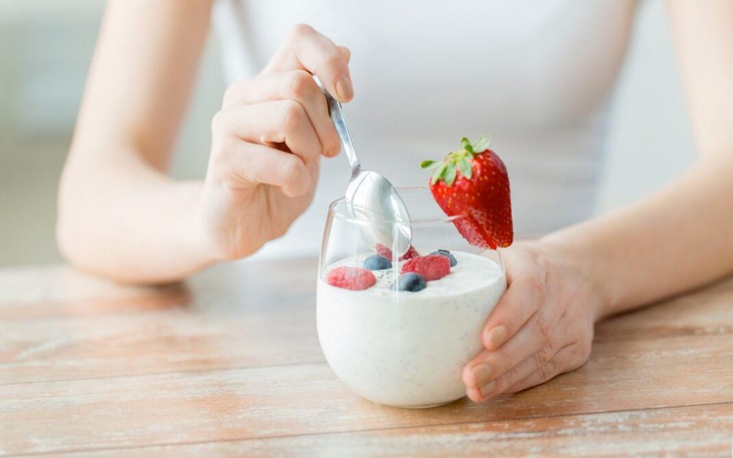 Dieta dello Yogurt per perdere 3Kg in 7 giorni. Ecco il menu
