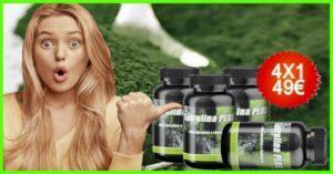 Spirulina Plus bruciagrassi: Funziona? Opinioni, recensioni e prezzo