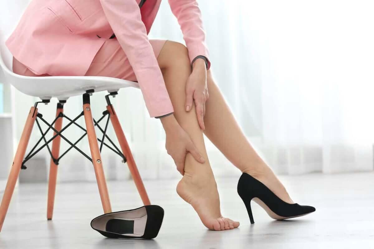 9 Trucchi per riattivare velocemente la circolazione nelle gambe
