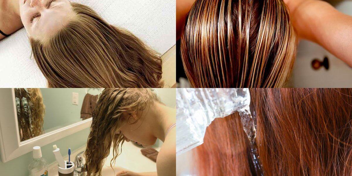 Blocca immediatamente la caduta dei capelli con questi impacchi naturali