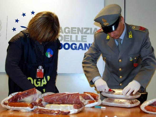 Allarme Peste Suina: Sequestrate in Italia 10 tonnellate di carne contaminata