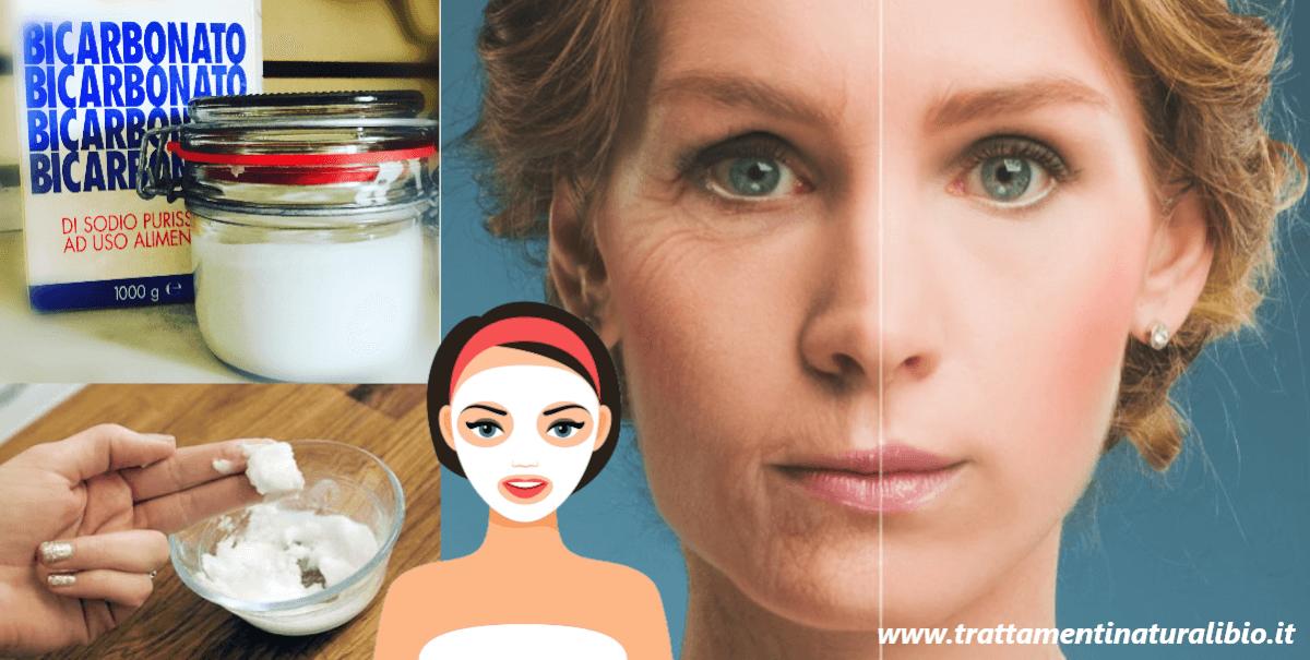 Come preparare un'ottima crema al bicarbonato contro rughe e macchie della pelle
