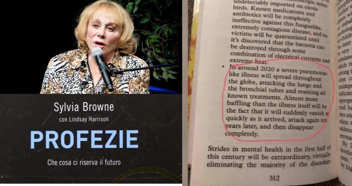 Coronavirus: da Sylvia Browne a Nostradamus tutte le profezie sulla Pandemia