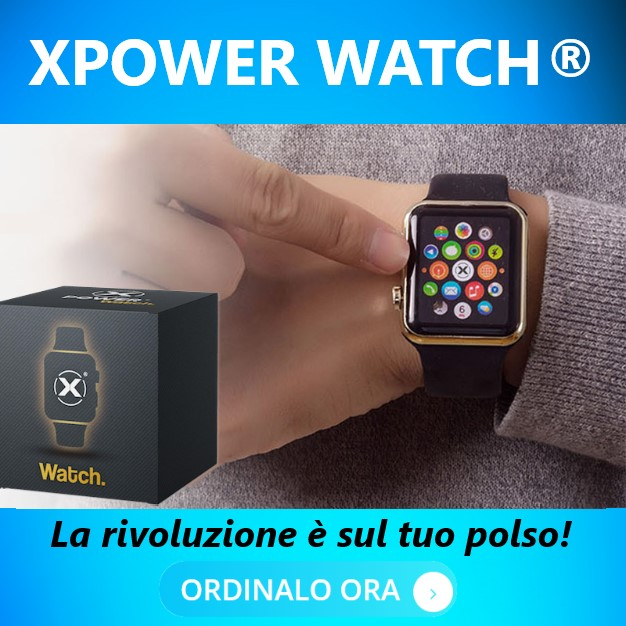 XPower Watch Funziona