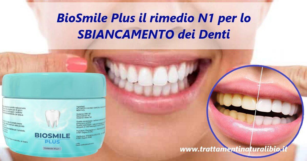 Bio Smile Sbiancamento Denti: Funziona o è una Truffa? Opinioni, recensioni e prezzo