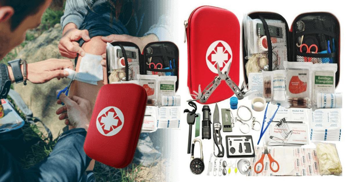 LifeProtectX Medikit per qualsiasi Emergenza: Opinioni, recensioni e prezzo