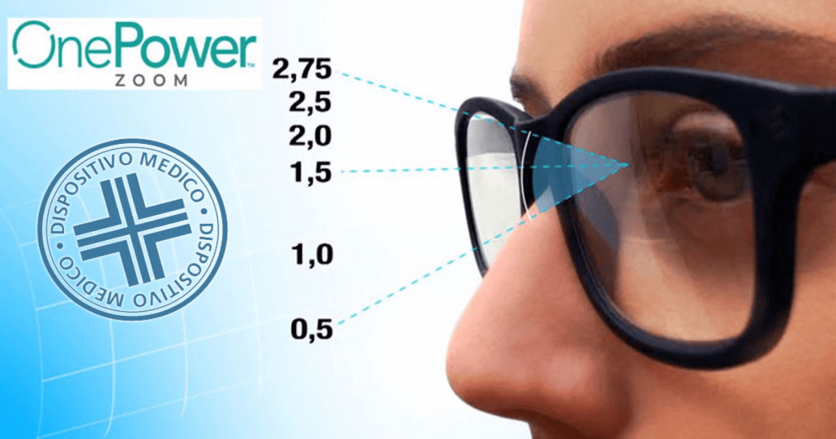 One Power Zoom occhiali Autoregolanti: Funziona o è una truffa? Opinioni, recensioni e prezzo