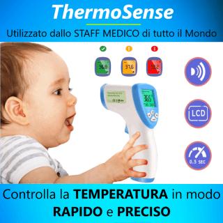ThermoSense Termometro Infrarossi Funziona