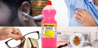 24 usi dell'alcol etilico che sicuramente non conosci