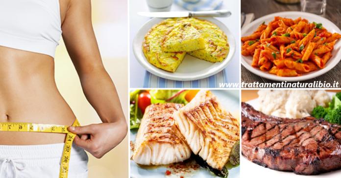 Come perdere peso velocemente con la Dieta Frazionata: menu e consigli