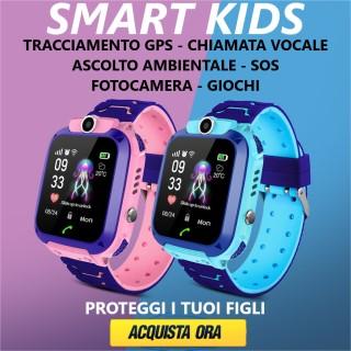 SmartKids Smartwatch per bambini