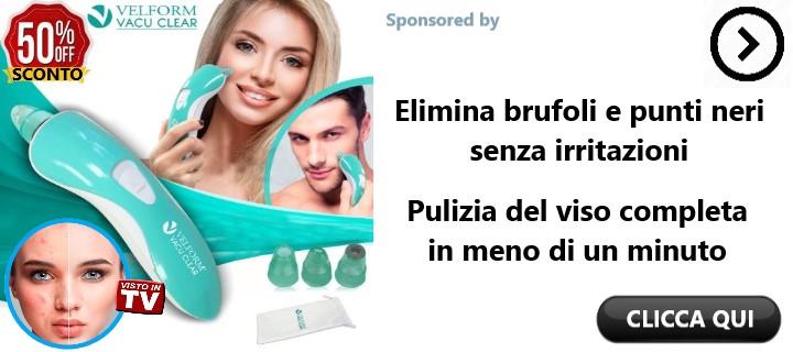 Velform Vacu Clear in promozione Funziona