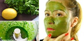 Come preparare la maschera antirughe a base di prezzemolo per un effetto lifting immediato
