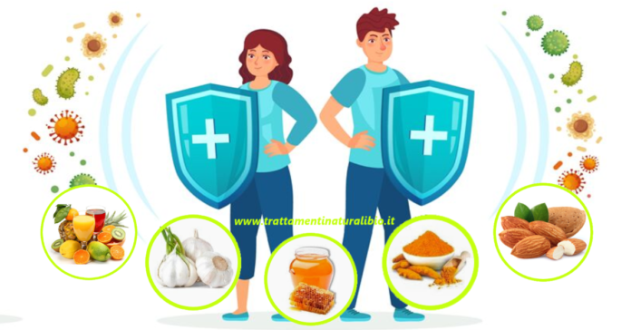 Come rinforzare il sistema immunitario: Rimedi naturali e consigli