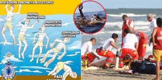 Primo soccorso: Cosa fare in caso di annegamento