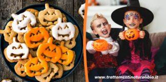 Biscotti di Halloween: 4 ricette gustose e superlight