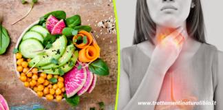 Dieta per gastrite e reflusso: Cosa mangiare e menu settimanale tipo