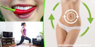 Come accelerare il metabolismo: strategia e alimenti che aiutano a dimagrire da subito